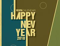 Vespa Calendar