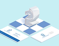 P2 logo presentation