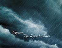 Ulysses wine advert