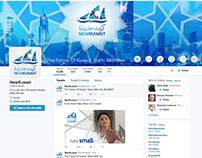 KNDP Social Media Branding