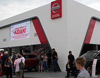 Nissan GFoS 2015