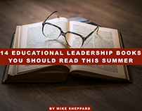 Educational Leadership Books by Michael G. Sheppard