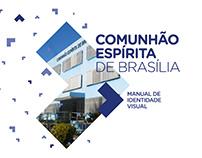 Identidade Visual Comunhão Espírita de Brasília