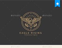 Eagle Rising Logo