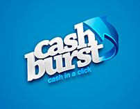 Cashburst - Motion Graphics & Logo Design