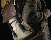 #080 Coat & #082 Backpack