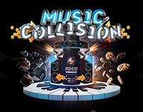 Axe Music Collision