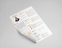 CV Tasarımı