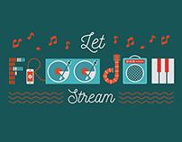 Let Freedom Stream
