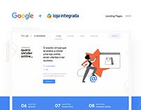 Loja Integrada & Google