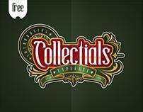 Free Collectials Classic Font