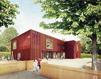 Kindergarten | Wiesendangen | CH