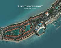 Sunset Beach Resort - Website Design