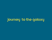 Journey to the Galaxy Illustration