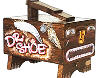Dr. Shoe, Shoe Shine Box / Kit