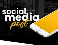 Station 28 Bar - Social Media
