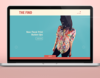 The Find—online vintage clothing store