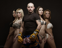Boxing promo Martin Spanihel