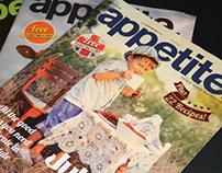 appetite magazine