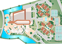 Resort Site Plan