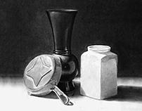 Still Life - Three Objects
