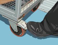 Brakes Logistics Safety Card