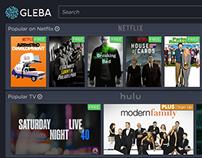 Gleba Application - Concept