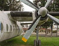 Aeropuerto Deshabitado