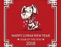 Adobe Challenge - Lunar New Year 2018