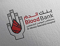 Blood Bank Branding