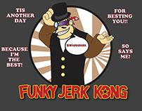 Funky Jerk Kong