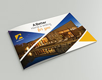 Hotel A5 Brochure