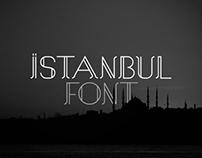 Istanbul Font