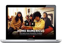 SFR - Homo Numericus