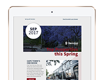 Property mailer template