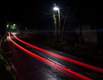 Night Photgraphy (Light Trails)