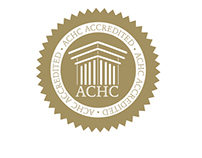 ACHC Accredited Seal