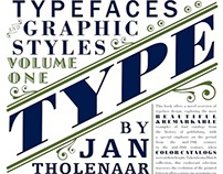 Historical Typography Posters