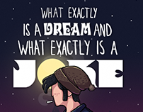 What exactly is a dream and what exactly is a joke