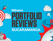 Behance Portfolio Reviews Bucaramanga 2017