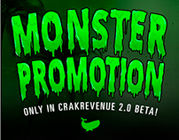 CrakRevenue - halloween campaign