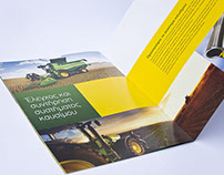 Agrotech (John Deere) | Company Profile Brochure