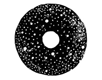 SPACE DONUT