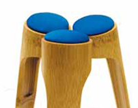 tripé stool