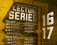 LSU COAD Lecture Series 2016/2017