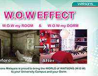 Poster of Watson 1 STOP W.O.W Effect