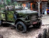 Camión Safari HDR
