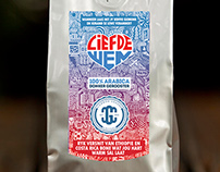 Liefde Wen Coffee Packaging