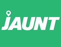 Jaunt - Mobile App