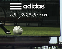 Adidas Billboards